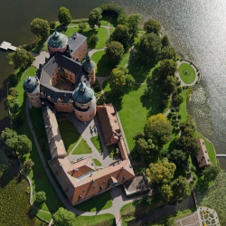 Gripsholms slott, arkivbild.
