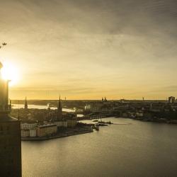 Stockholms Stadshus, arkivbild.